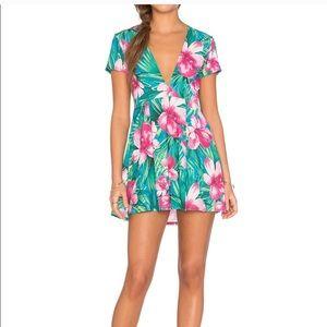 SMYM Floral dress